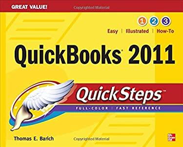 QuickBooks 2011 QuickSteps 9780071751353