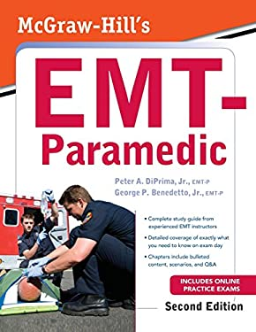 McGraw-Hill's EMT-Paramedic, Second Edition 9780071752015