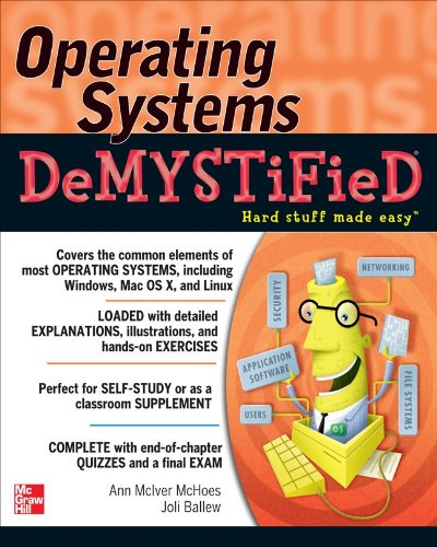 Operating Systems Demystified 9780071752268