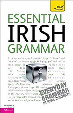 Essential Irish Grammar 9780071752671