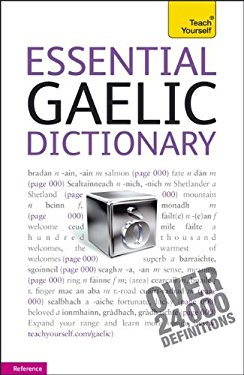 Essential Gaelic Dictionary 9780071752688