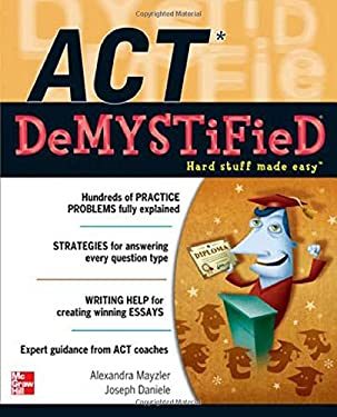 ACT Demystified 9780071754439
