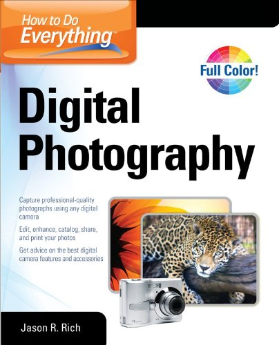 How to Do Everything Digital Photography 9780071754712