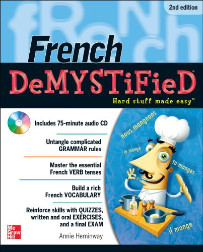 French Demystified [With CD (Audio)] 9780071755788
