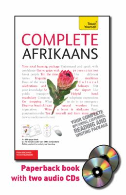 Complete Afrikaans: Beginner to Intermediate [With Paperback Book] 9780071756310