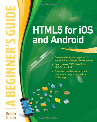 HTML5 for iOS and Android 9780071756334