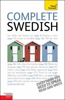 Complete Swedish 9780071758796