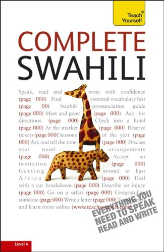 Complete Swahili 9780071758840
