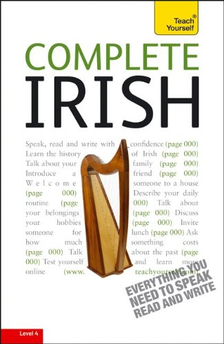 Teach Yourself Complete Irish: From Beginner to Intermediate [With Paperback Book] 9780071758987