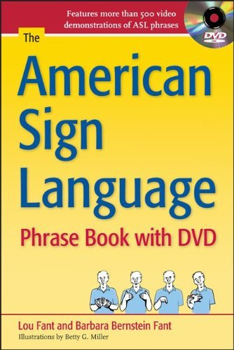 The American Sign Language Phrase Book [With DVD]