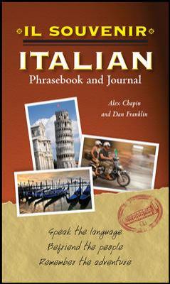 Il Souvenir Italian Phrasebook and Journal 9780071759366
