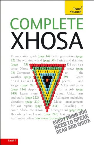 Complete Xhosa [With Paperback Book] 9780071759618