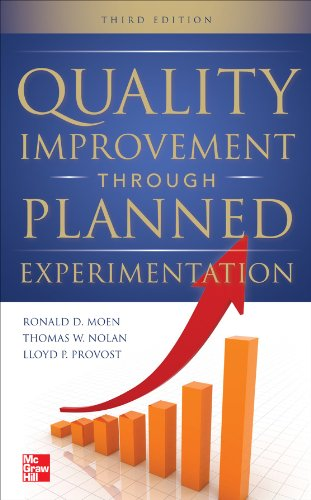 Quality Improvement Through Planned Experimentation 9780071759663