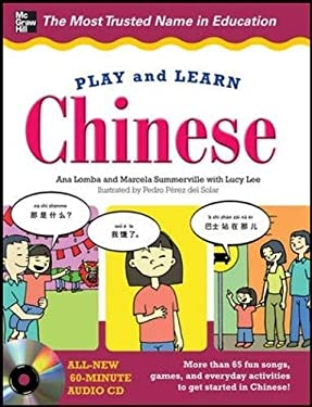 Play and Learn Chinese with Audio CD 9780071759700