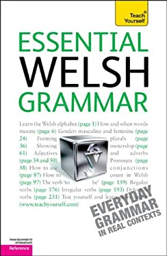 Essential Welsh Grammar 9780071759939