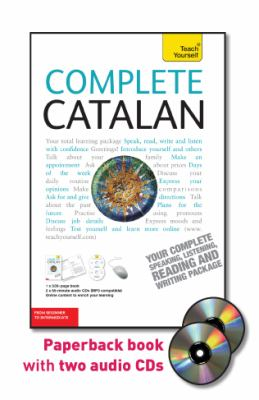 Complete Catalan [With Paperback Book] 9780071760652