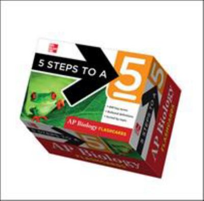 5 Steps to a 5: AP Biology Flashcards 9780071760706