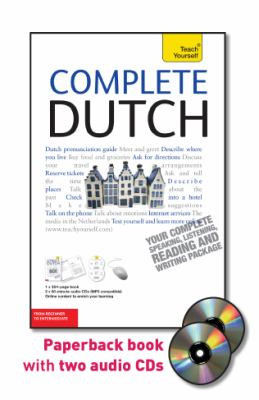 Teach Yourself Complete Dutch: From Beginner to Intermediate [With Paperback Book] 9780071760737