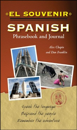 El Souvenir Spanish Phrasebook and Journal 9780071760997