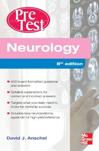 Neurology Pretest Self-Assessment and Review 9780071761147