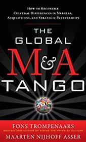 The Global M&A Tango: How to Reconcile Cultural Differences in Mergers, Acquisitions, and Strategic Partnerships