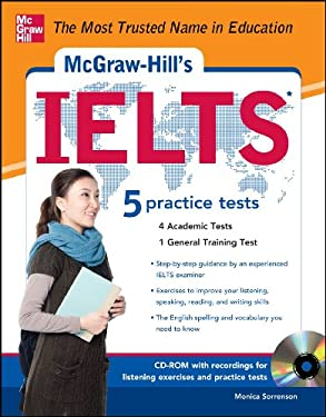 McGraw-Hill's IELTS [With CDROM] 9780071761178