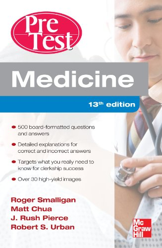 Medicine Pretest Self-Assessment and Review 9780071761499