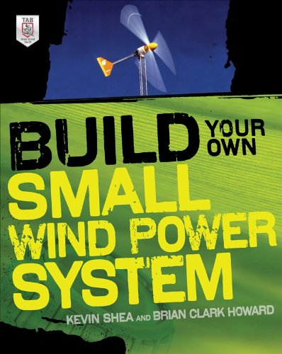Build Your Own Small Wind Power System 9780071761574