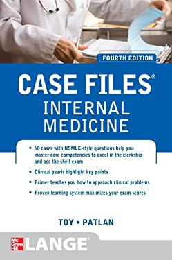 Case Files Internal Medicine, Fourth Edition 9780071761727