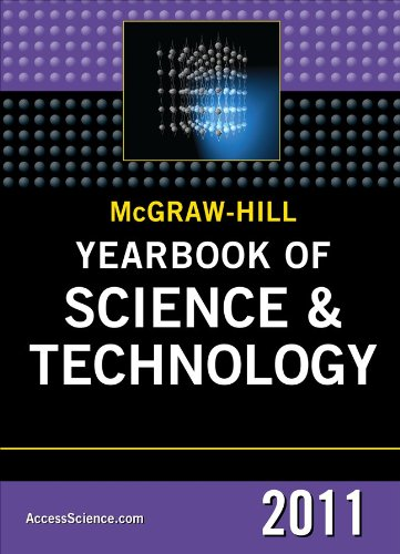 McGraw-Hill Yearbook of Science & Technology 9780071763714
