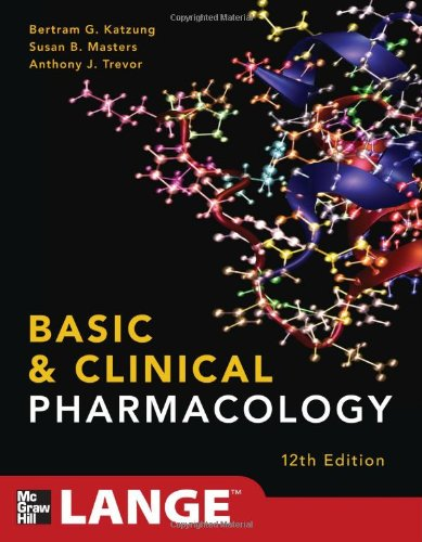 Basic and Clinical Pharmacology 9780071764018