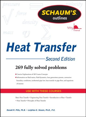 Schaum's Outline of Heat Transfer 9780071764292