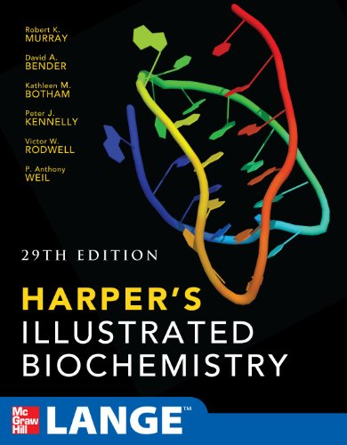 Harpers Illustrated Biochemistry 29th Edition 9780071765763