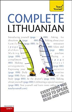Complete Lithuanian 9780071765985