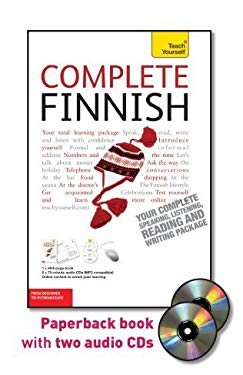 Complete Finnish: From Beginner to Intermediate [With Paperback Book] 9780071766180