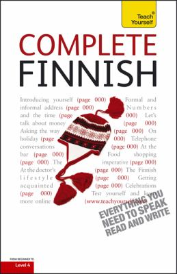 Complete Finnish 9780071766197