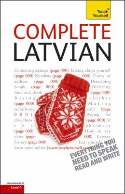 Complete Latvian 9780071766296
