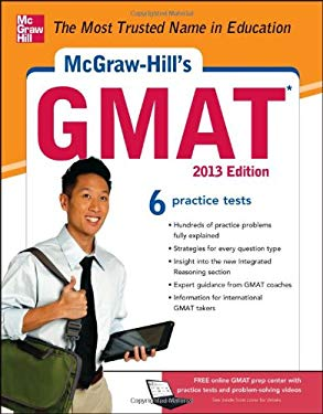 McGraw-Hill's GMAT, 2013 Edition 9780071766937