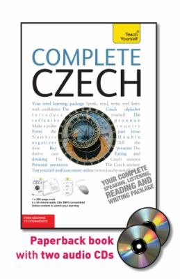 Complete Czech: From Beginner to Intermediate [With Paperback Book] 9780071767071