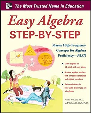 Easy Algebra Step-By-Step 9780071767248