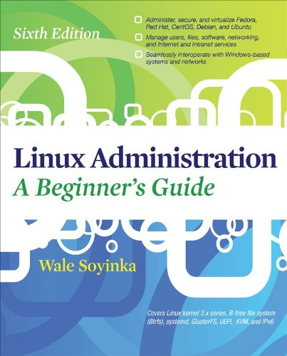 Linux Administration: A Beginners Guide 9780071767583