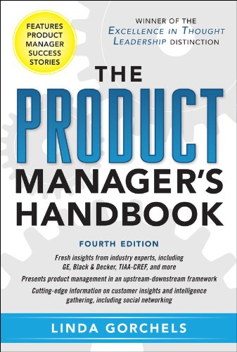 The Product Manager's Handbook 9780071772983