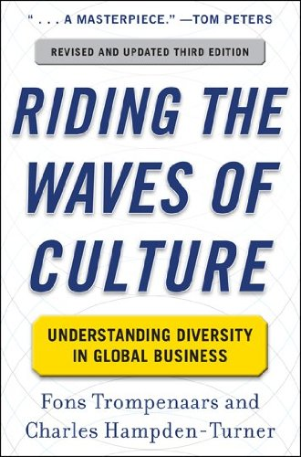 Riding the Waves of Culture: Understanding Diversity in Global Business 9780071773089