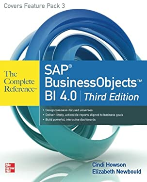 SAP Businessobjects Bi 4.0 the Complete Reference 3/E 9780071773126