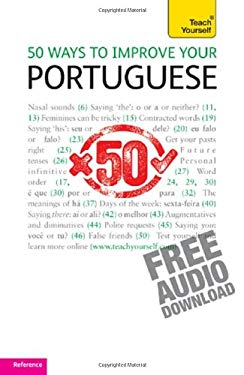 50 Ways to Improve Your Portuguese 9780071773539