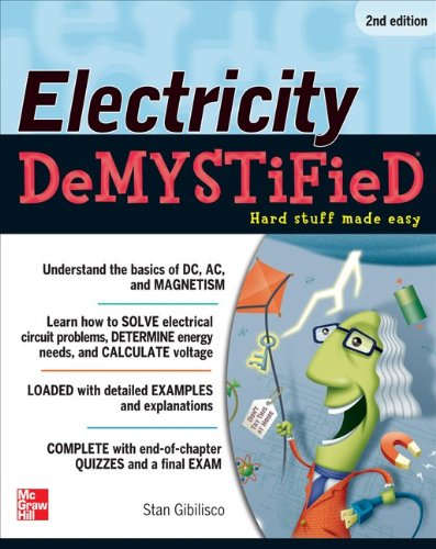 Electricity Demystified 9780071775342