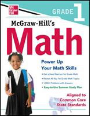 McGraw-Hill Math Grade 1 9780071775564