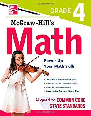 McGraw-Hill Math Grade 4 9780071775601