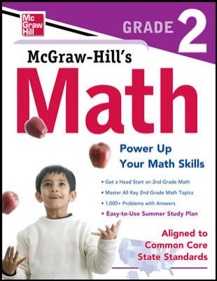 McGraw-Hill Math Grade 2 9780071775984