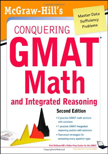 McGraw-Hills Conquering the GMAT Math and Integrated Reasoning 9780071776103